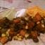 Sweet Potato, Corn & Black Bean Hash