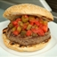 Sweet & Spicy Salsa Burger