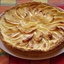 Tarte aux pommes Normande (Normandy Apple Tart)