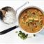 Thai Chicken & peanut curry