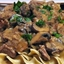 The Best Beef Stroganoff