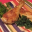 "The Best Oven ""fried"" Chicken Drumsticks"