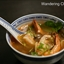 Tom Yum Goong Kai (Thai Hot and Sour Soup)