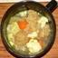 Turkey Meatball & Cauliflower Soup