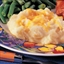 Cheese Potato Puff
