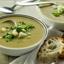 Vegan Creamy Broccoli Cauliflower Soup