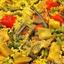Vegetarian Paella: