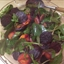 Warm Beet And Sweet Potato Salad with Creamy Lemon Thyme Dr