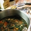 White Bean Spinach Pasta Soup