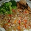 Wild and Brown Rice Pilaf