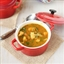 Winter Vegetable Soup with Butternut Squash & Cauliflower