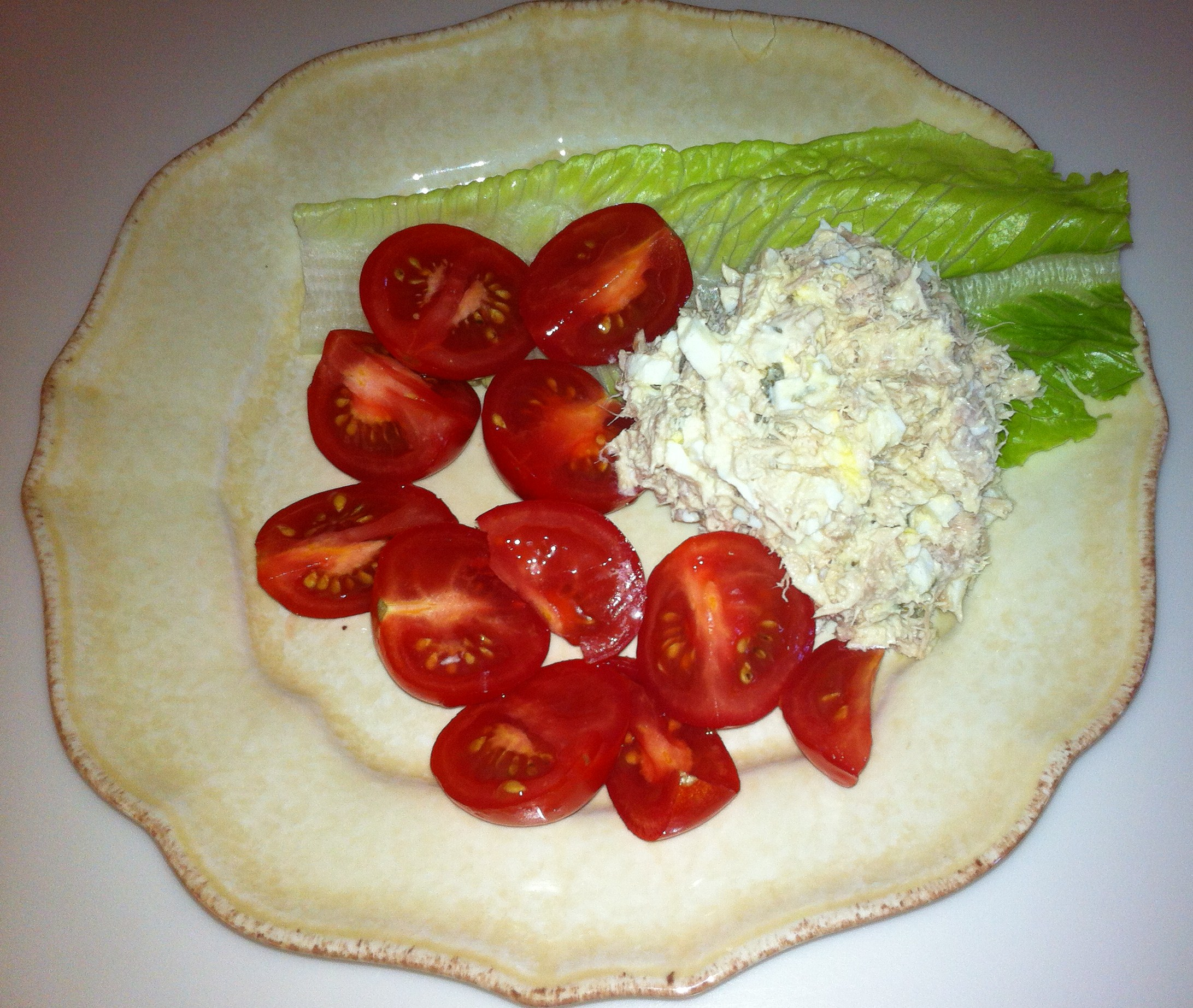 how to make tuna fish salad