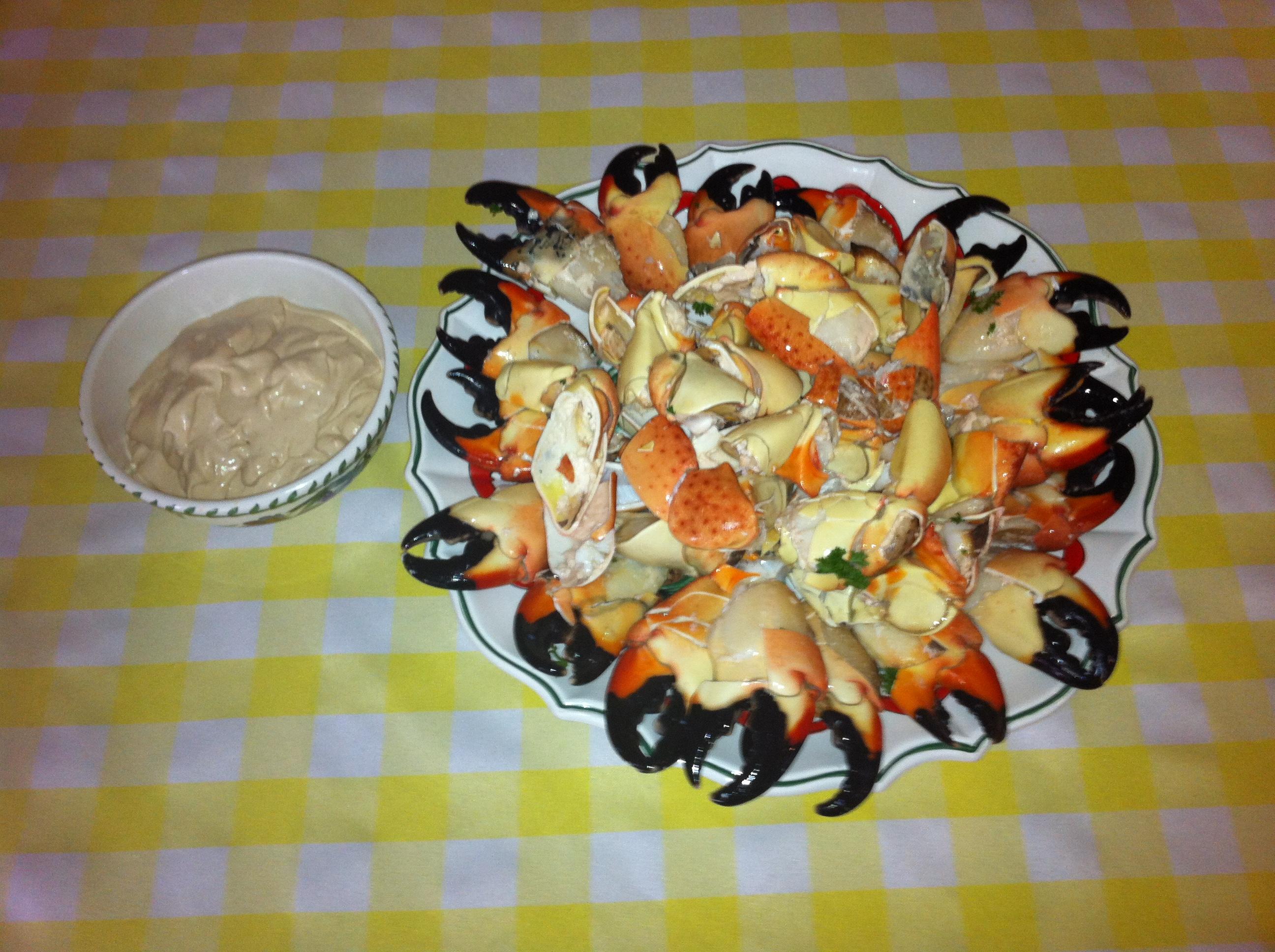 ... and Sauces Sauce RT's Version of Joe's Stone Crab Mustard Sauce