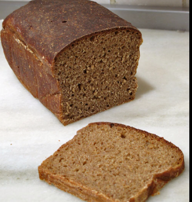Recipes Course Bread Russian Black Bread (Borodinskiy)