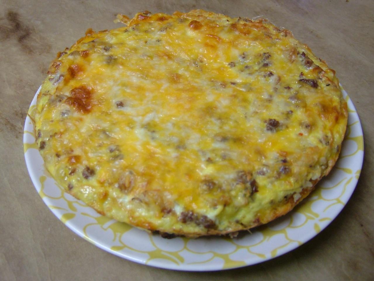 ... Main Dish Main Dish - Other Sausage Frittata (spanish Tortilla Style