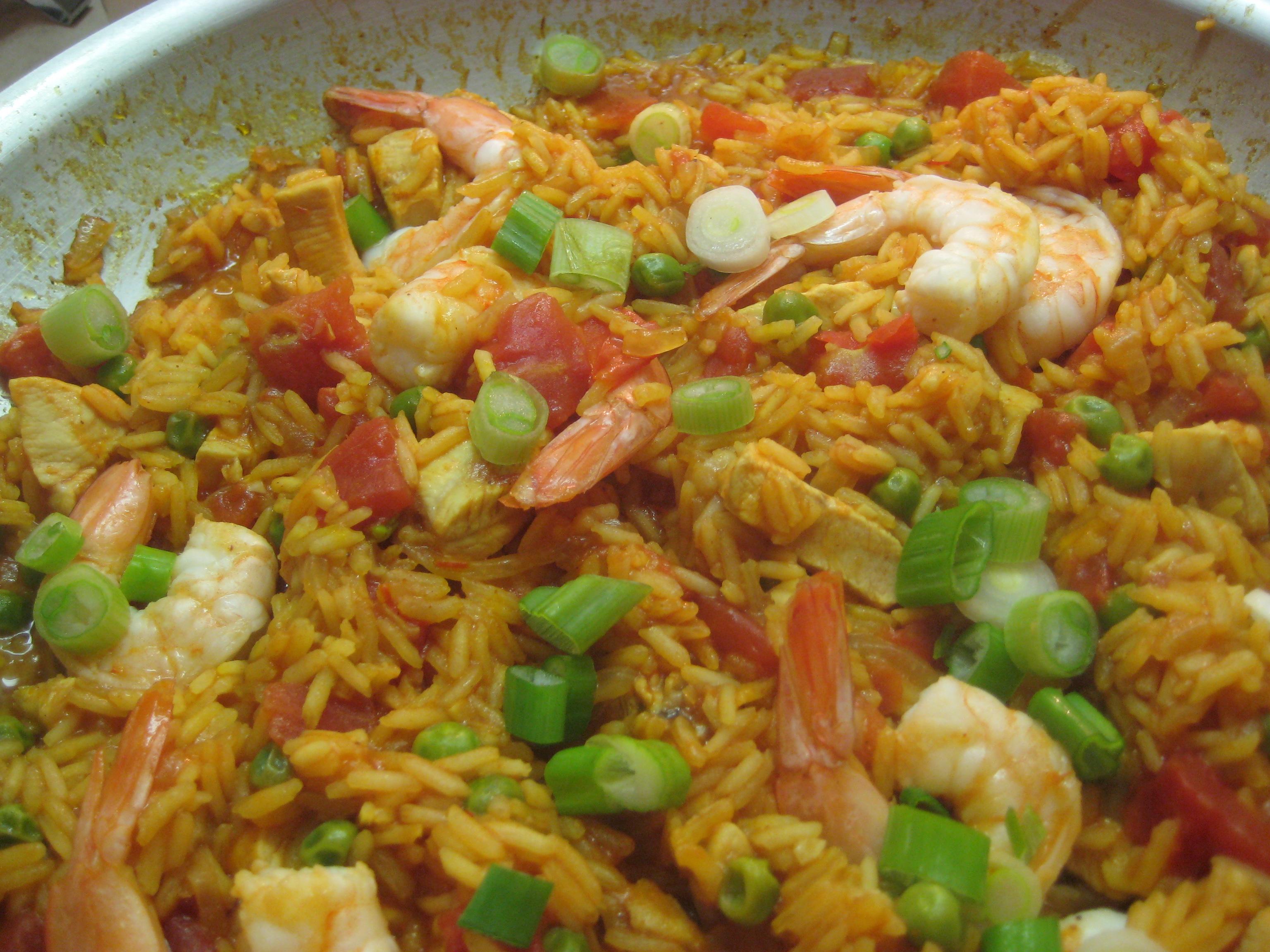 Seafood Paella - BigOven 129314