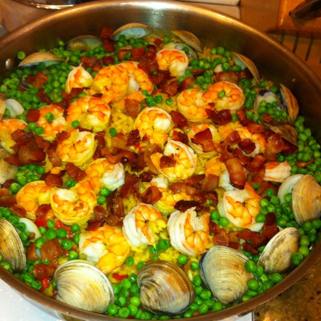 Seafood Paella - BigOven 208966