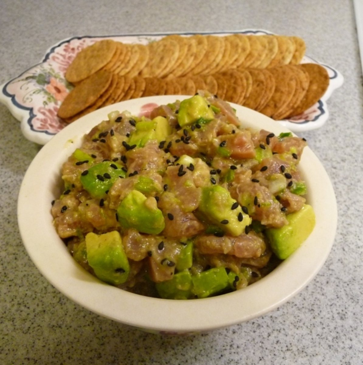 ... avocado asian tuna tartare tuna tomato and basil tartare tuna tartare