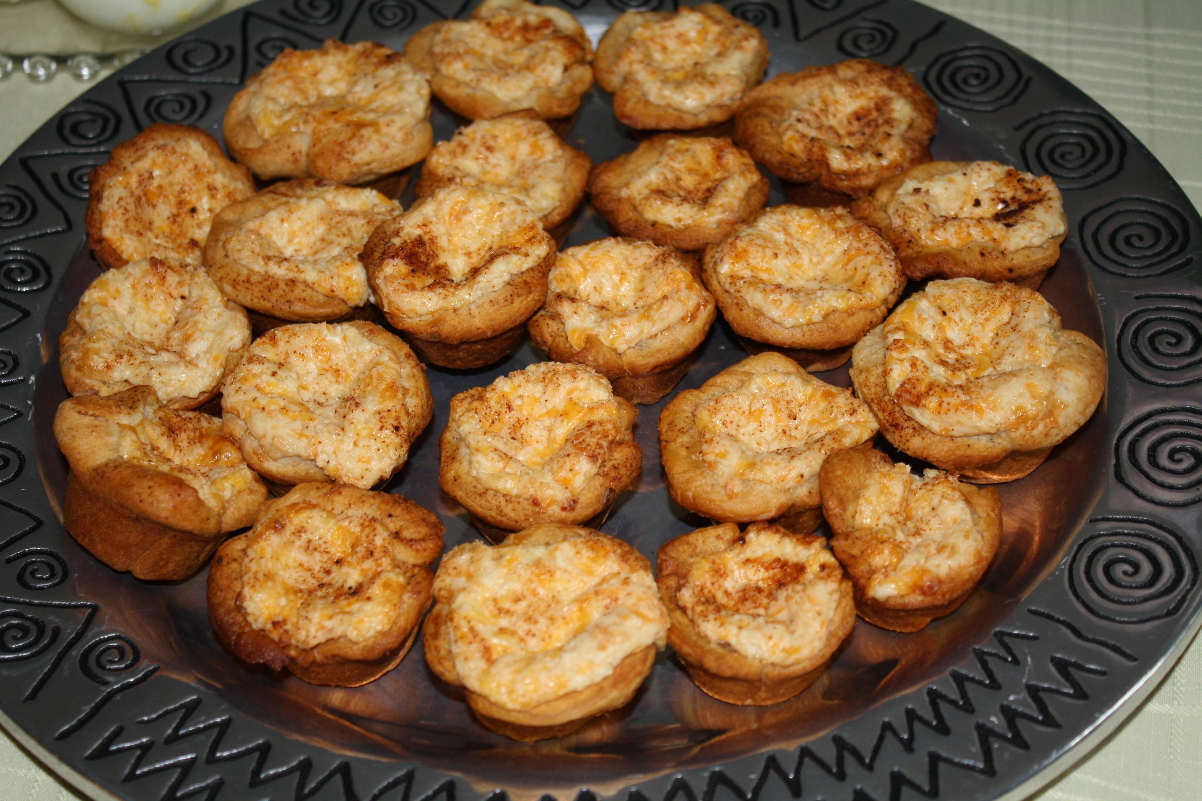 Shrimp canapes bigoven 193136 for Shrimp canape ideas
