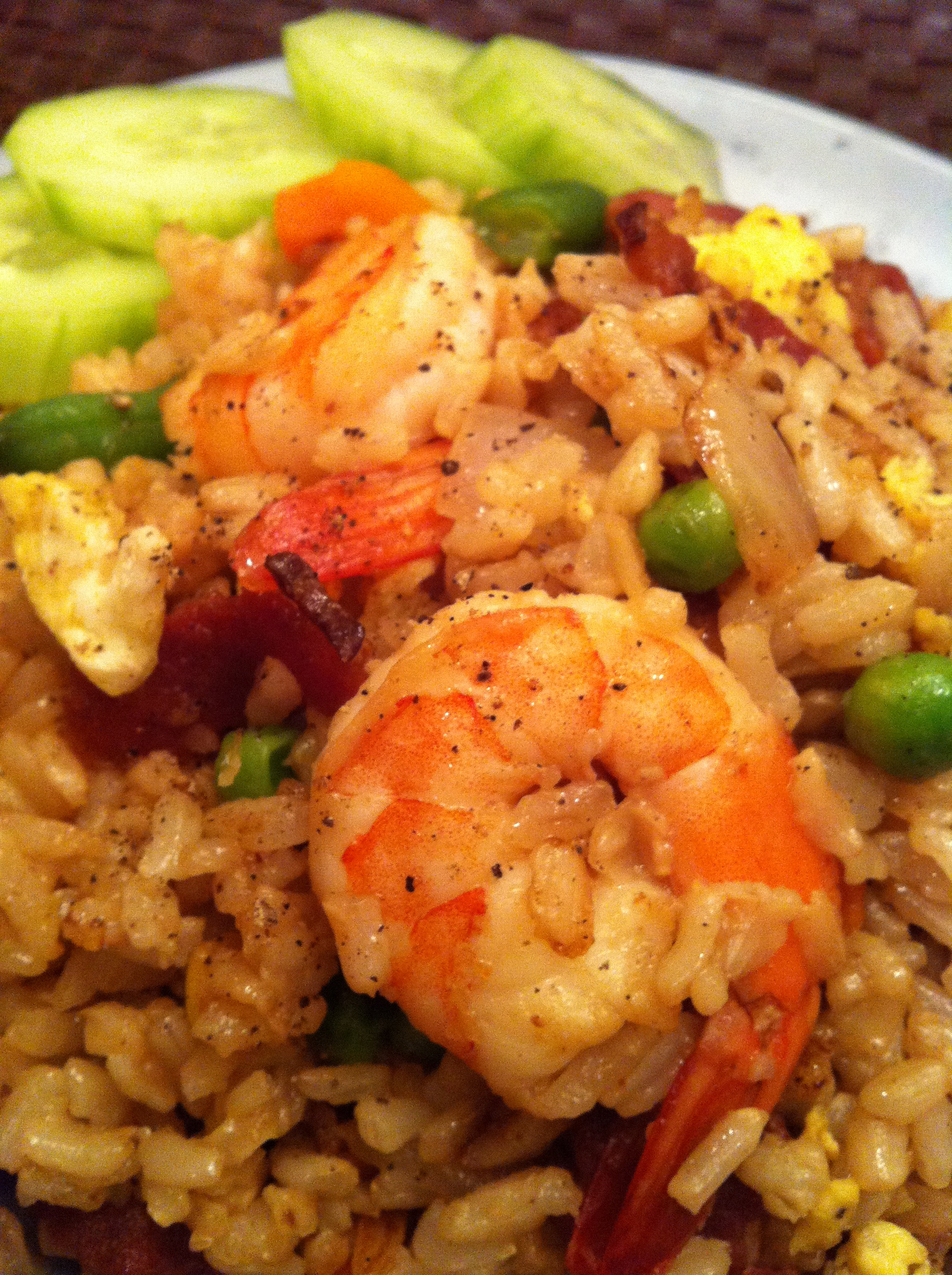 Shrimp Fried Rice - BigOven 54727