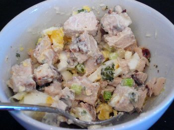 Recipes Course Salad Meat and Seafood Simple Summertime Chicken Salad