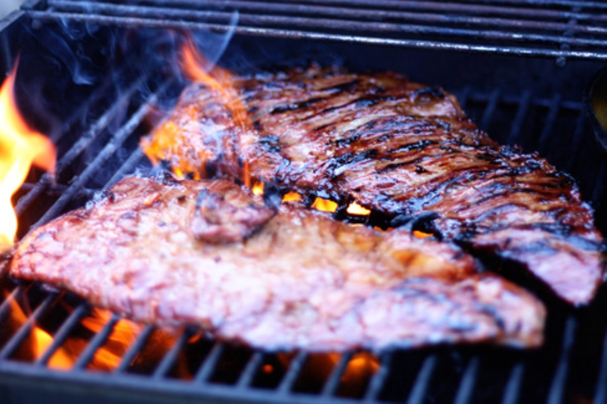 Recipes Course Main Dish Grill and BBQ Sizzling Fajitas
