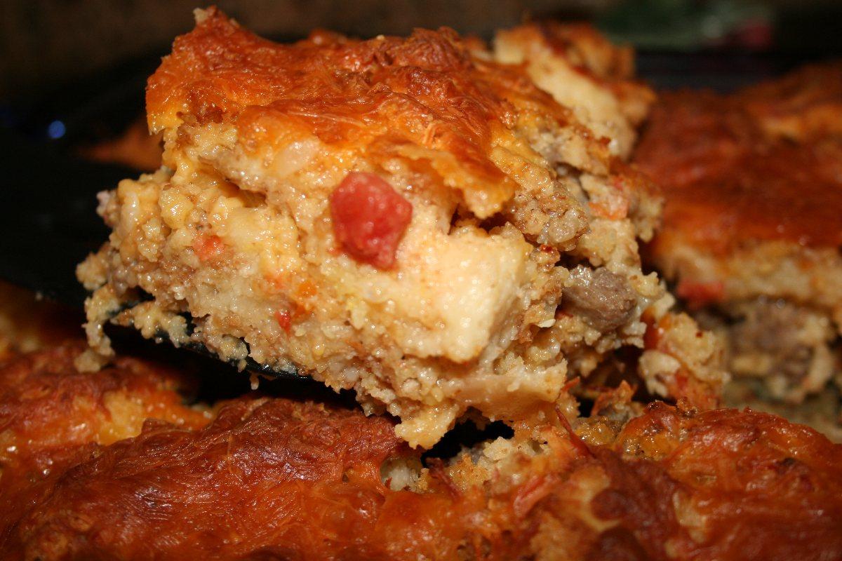 Recipes Course Breakfast Casseroles Southwestern Breakfast Casserole