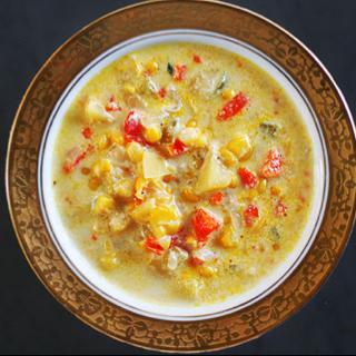 ... Chili Chowders Southwestern Soup (aka Mexican Chicken Corn Chowder