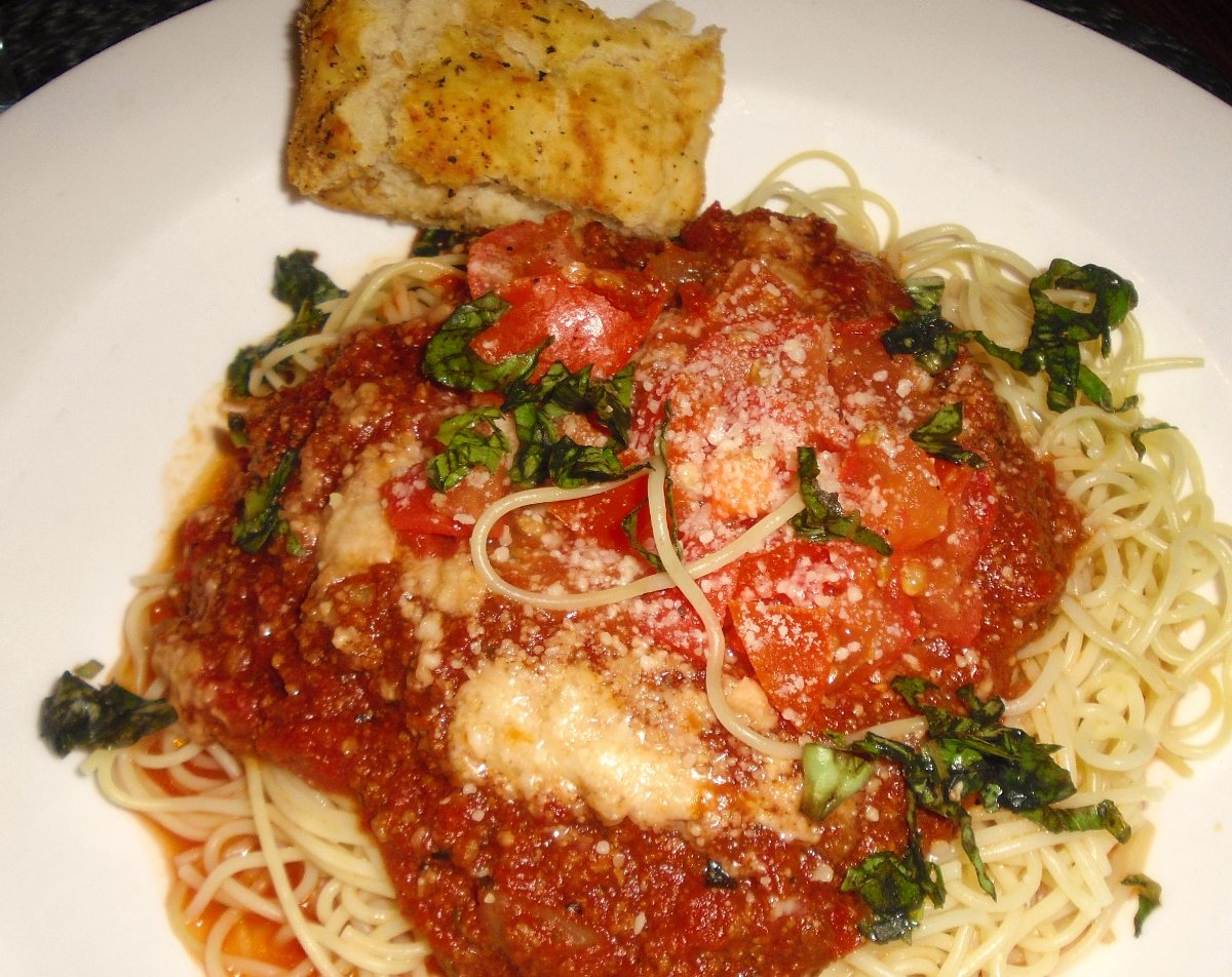 Recipes Course Marinades and Sauces Sauce Spaghetti meat sauce