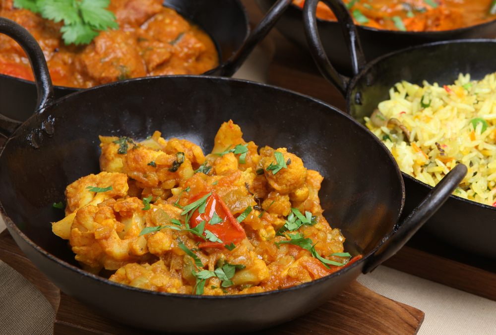 Spicy Cauliflower and Potato Curry (Vegan, Aloo Ghobi) - BigOven ...