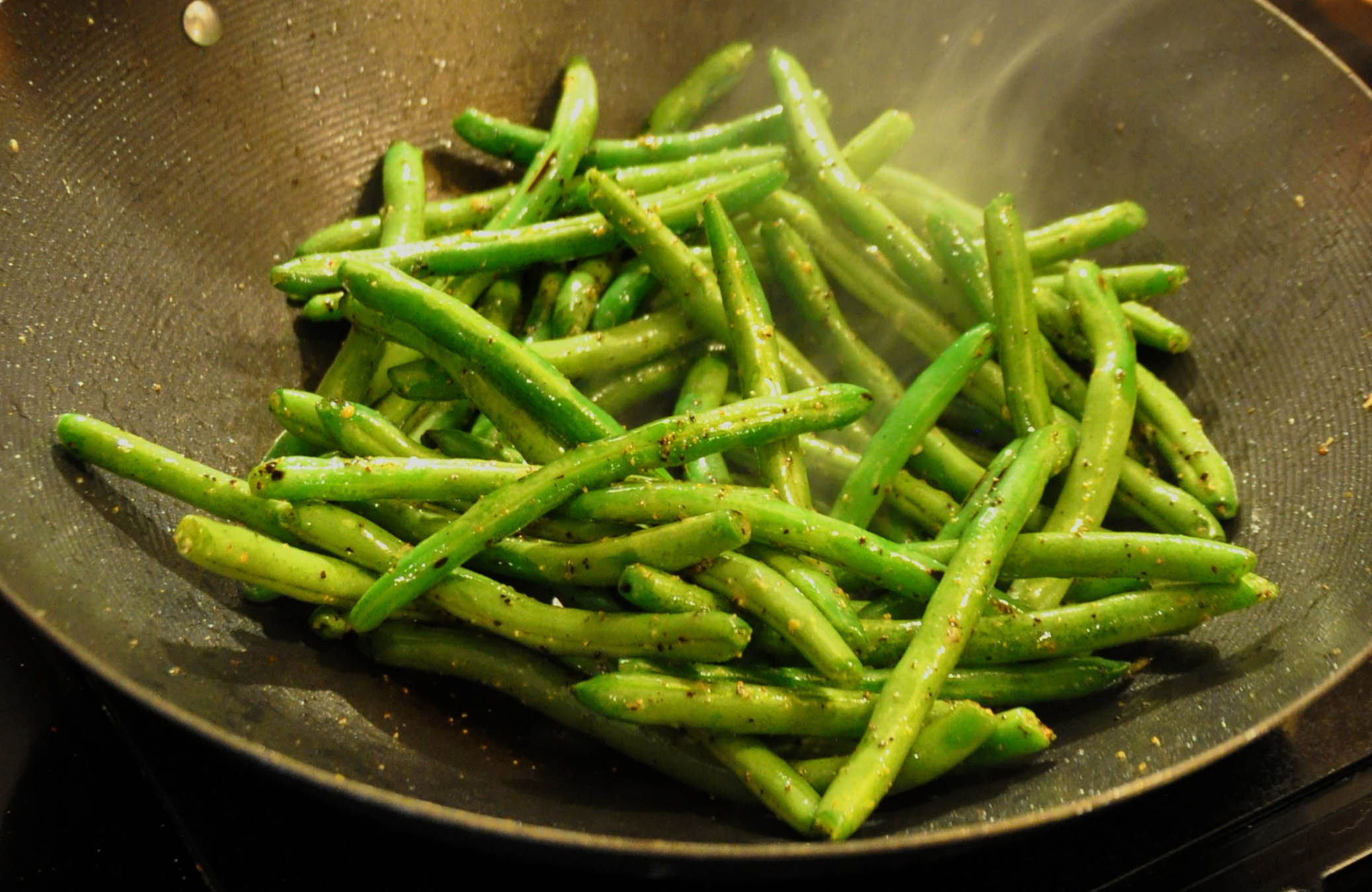 Stir Fried Green Beans - BigOven 197019