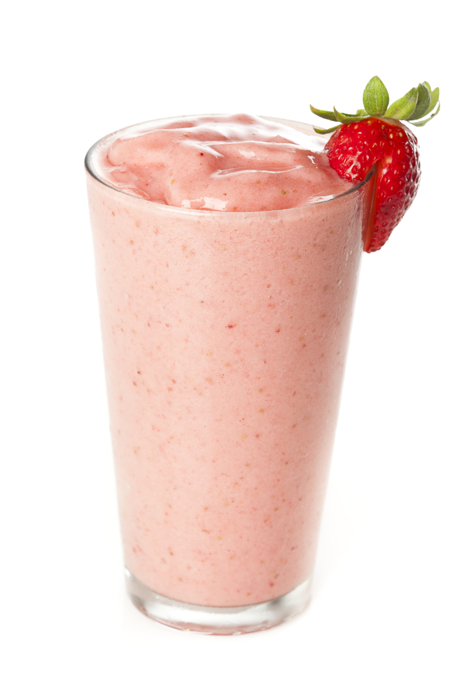 Recipes Course Drinks Smoothies Strawberry Banana Pineapple Smoothie