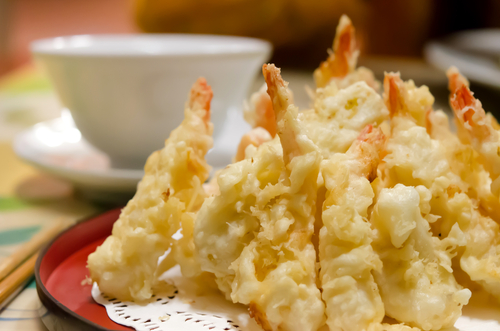 how to clean shrimp for tempura