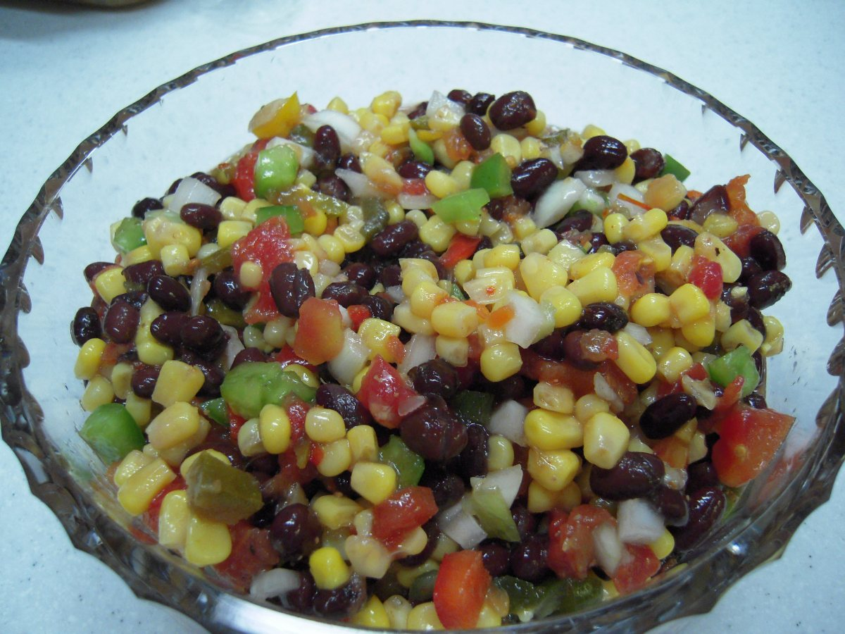 Texas Caviar Recipe — Dishmaps