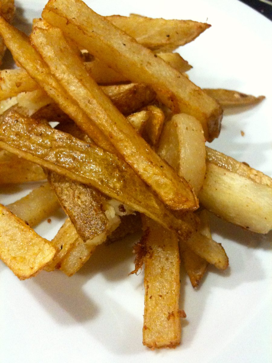 Recipes Course Side Dish French Fries Thin and Crispy French Fries