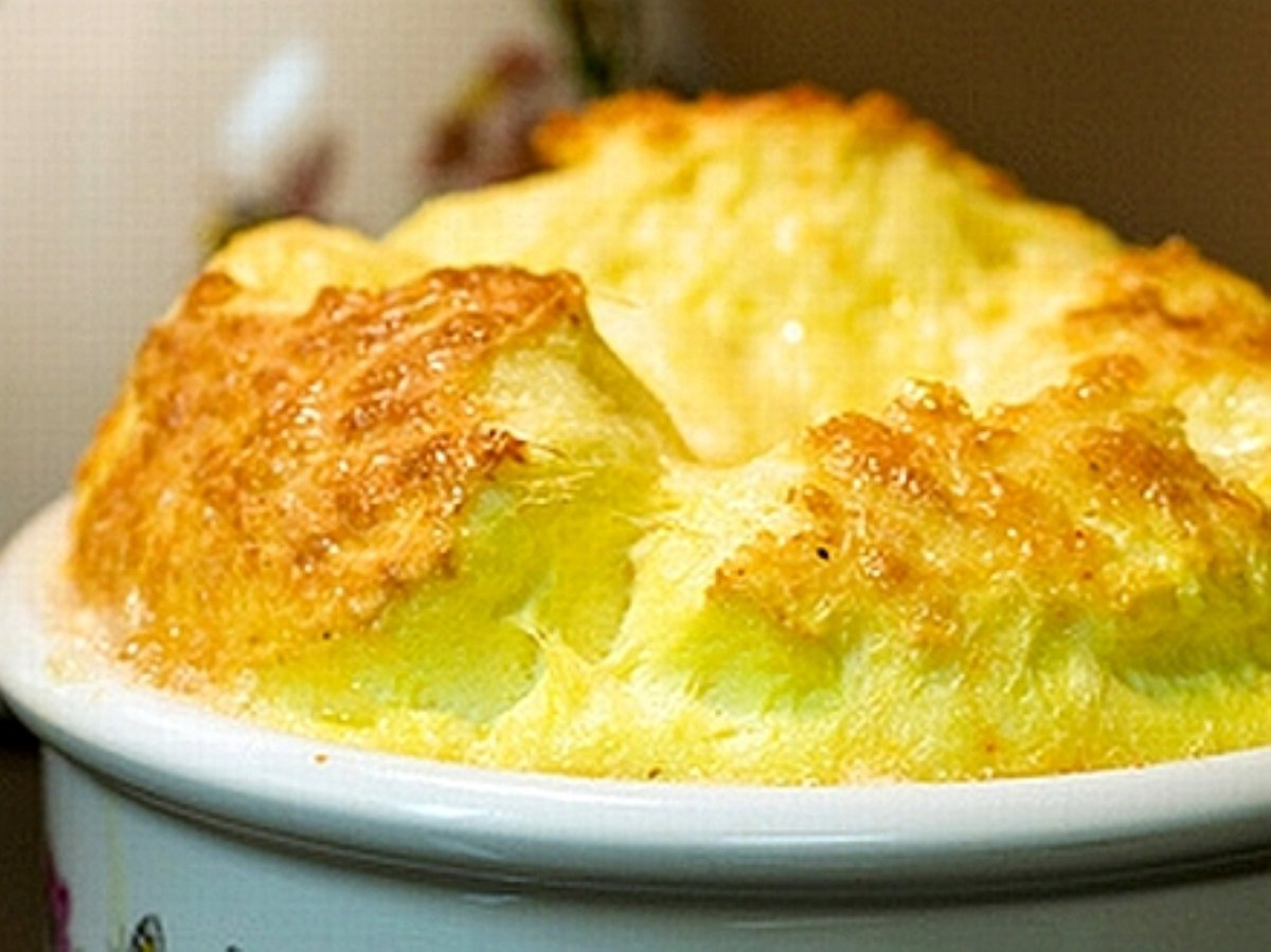 souffle three cheese and spinach soufflé omelette three cheese ...