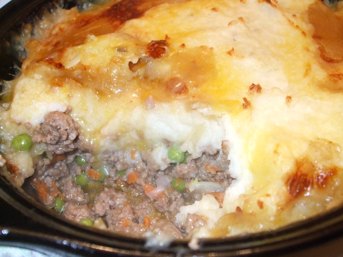 Recipes Course Main Dish Meatless Traditional Shepherds Pie