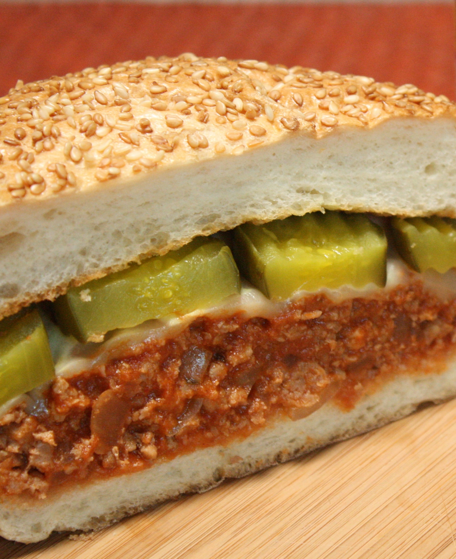 ... Dish Sandwiches and Wraps Turkey Sloppy Joes with Bread & Butter Chips