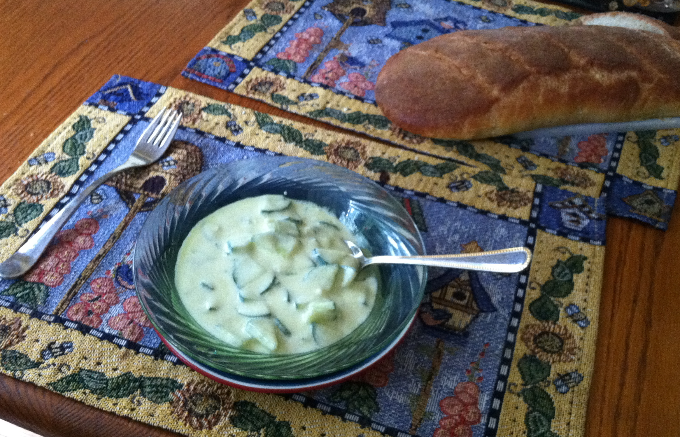 ... Salad Vegetable Salads Tzatziki (Greek Cucumber and Yogurt Salad