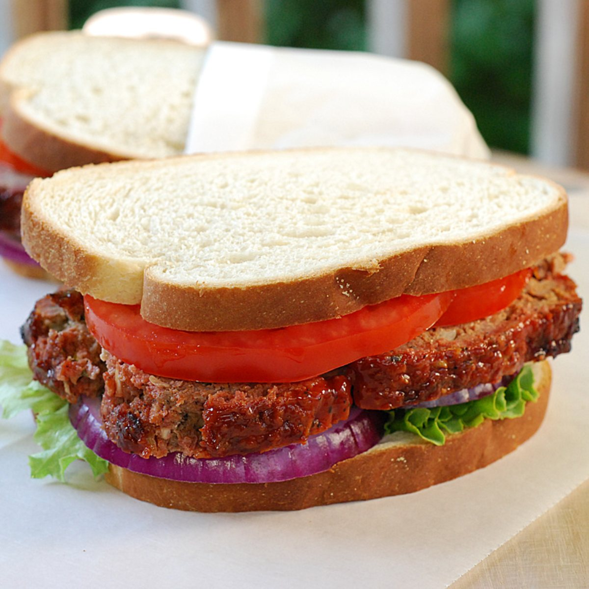 ... Main Dish Sandwiches and Wraps Underground Deli Meatloaf Sandwich