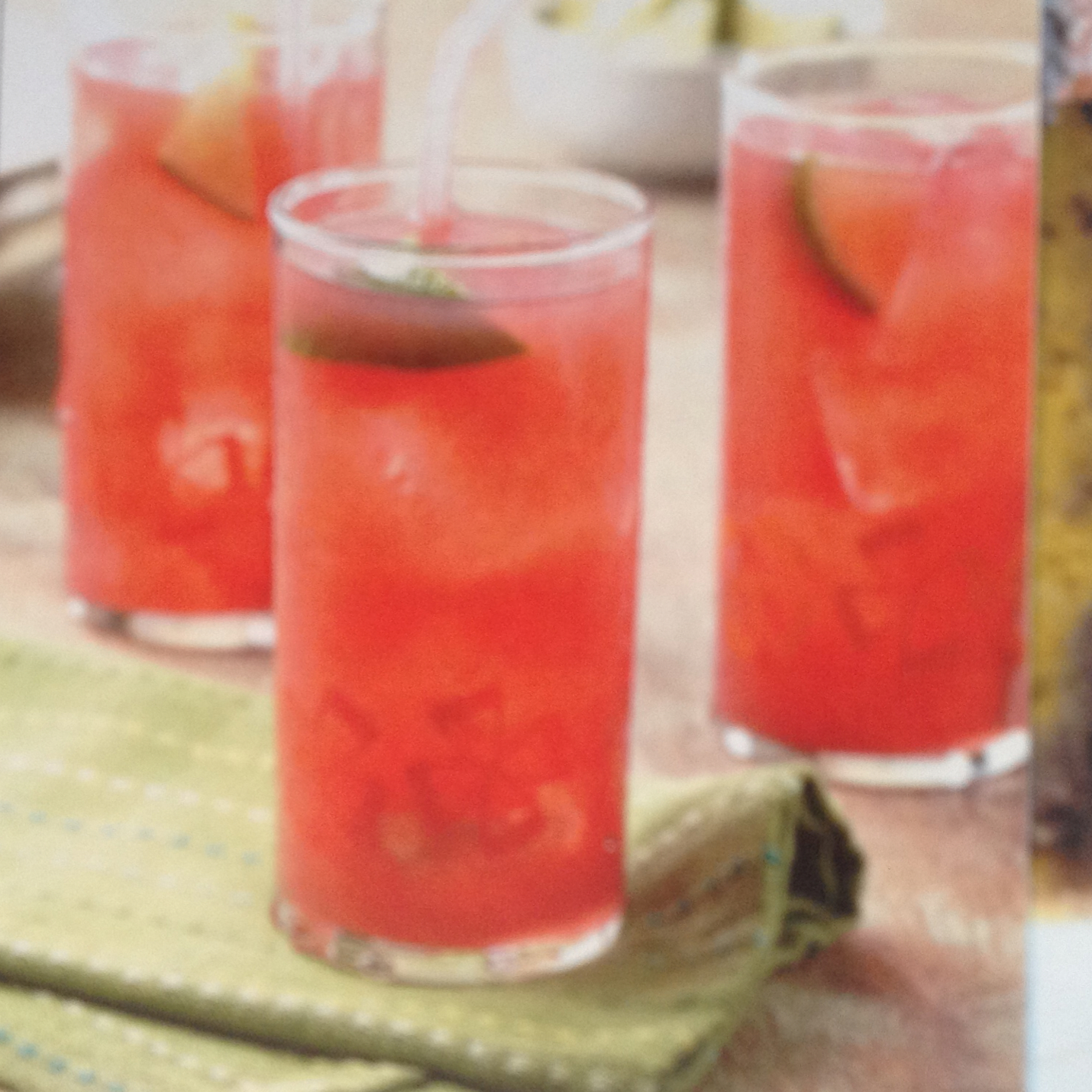Recipes Course Drinks Mocktails Watermelon Agua Fresca