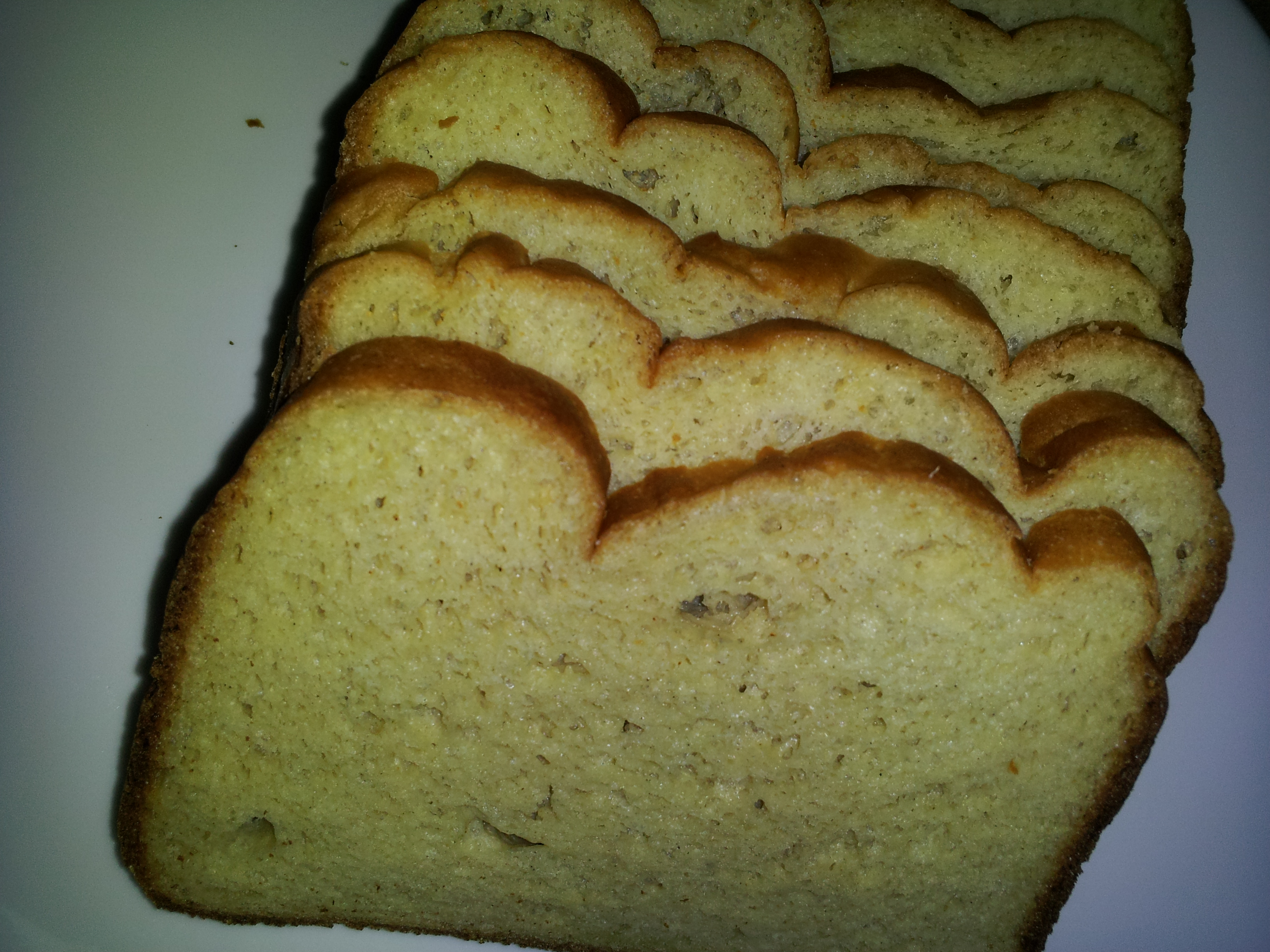 ... Course Bread White Bread (Bread Machine, Gluten-free, Sugar-free