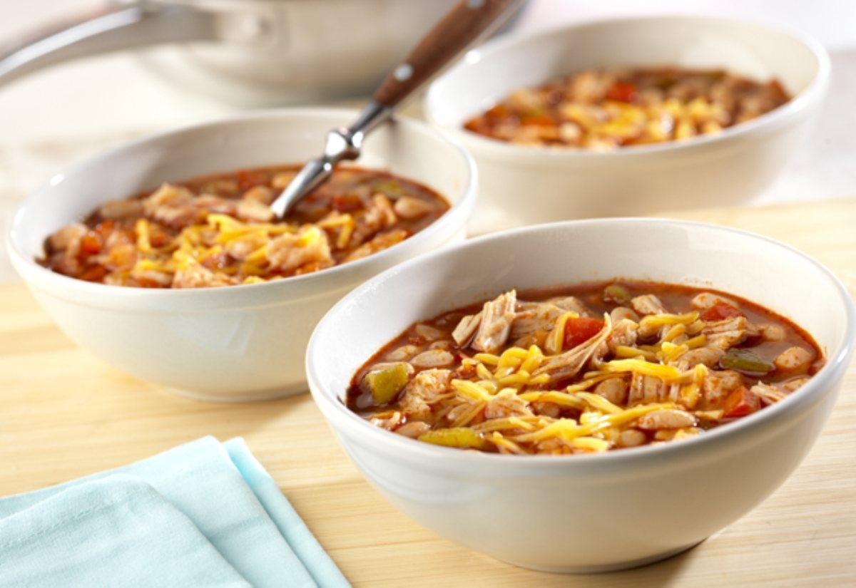 Recipes Course White Chicken Chili
